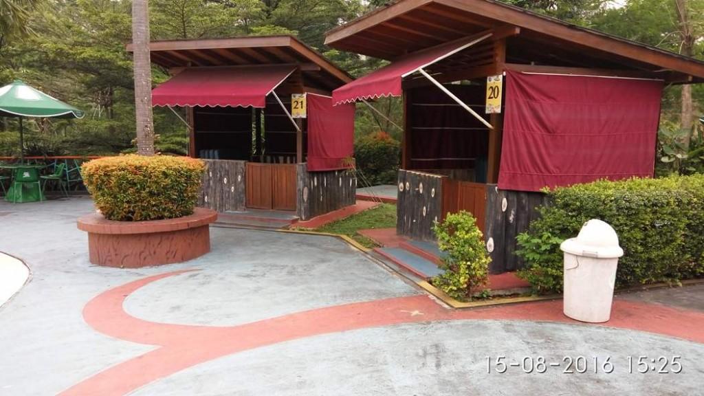 cabana terbuka new